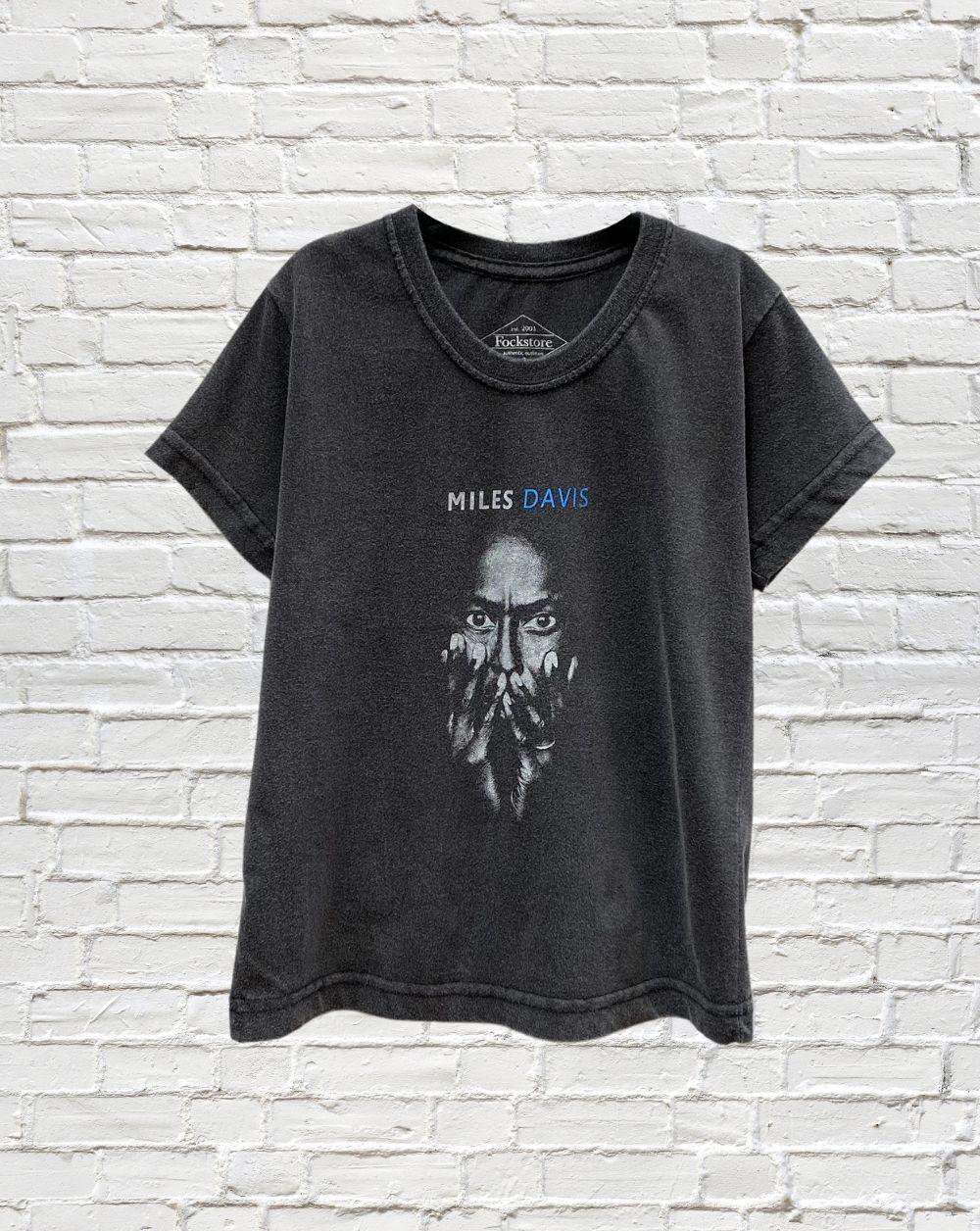 Camiseta Infantil Miles Davis
