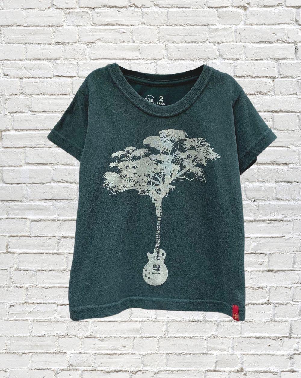 Camiseta Infantil Rocktree