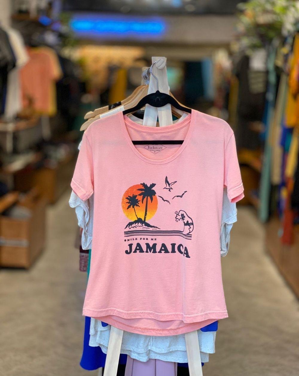 Camiseta Jamaica Hype