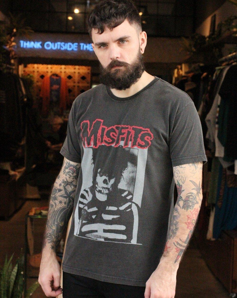 Camiseta Misfits 77