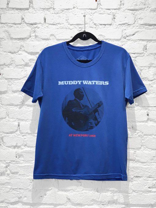 Camiseta Muddy Waters