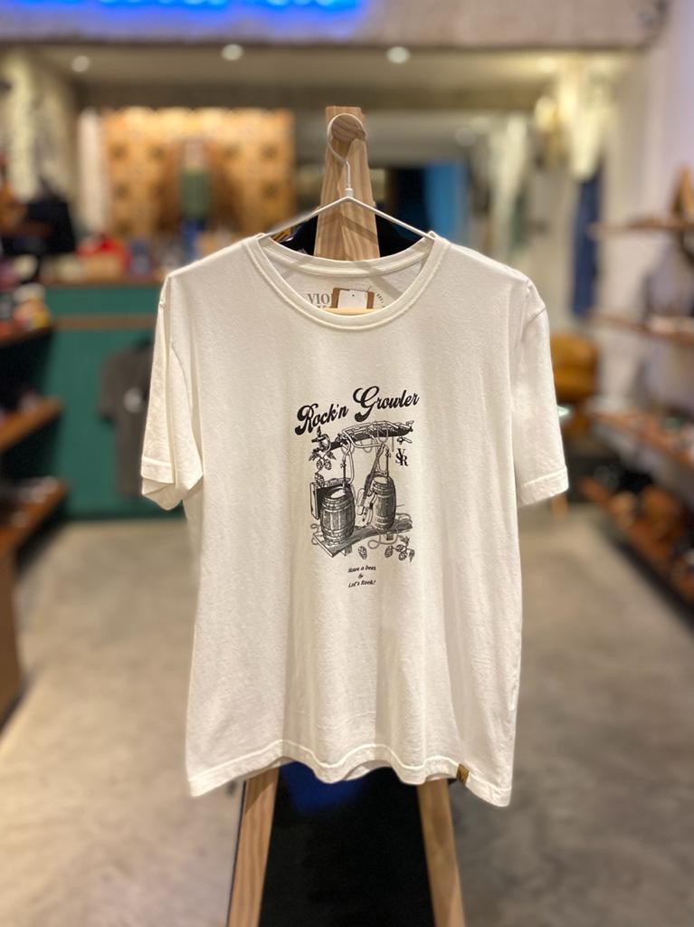 Camiseta Rock Growler