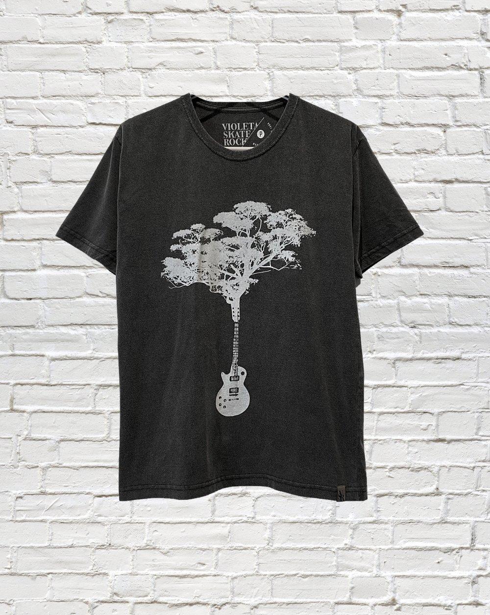 Camiseta Rock Tree
