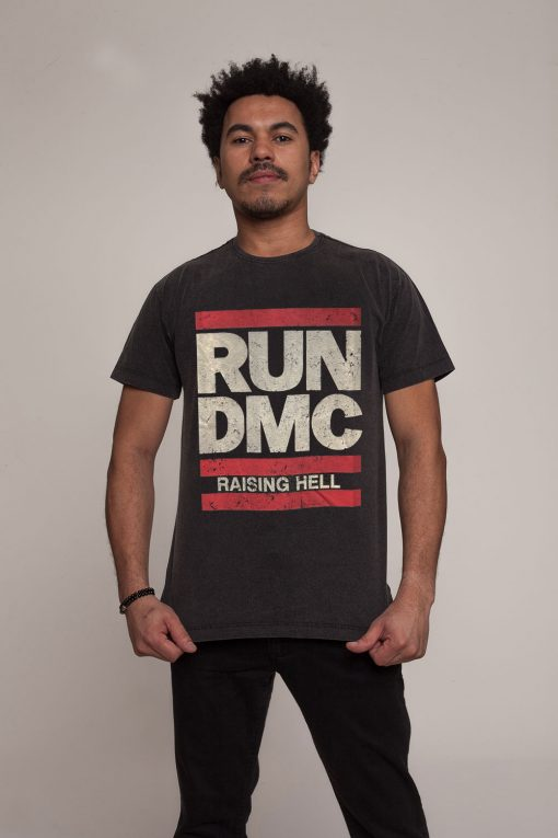 Camiseta Run DMC