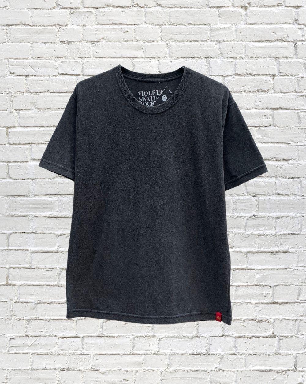 Camiseta Stonewash Liso