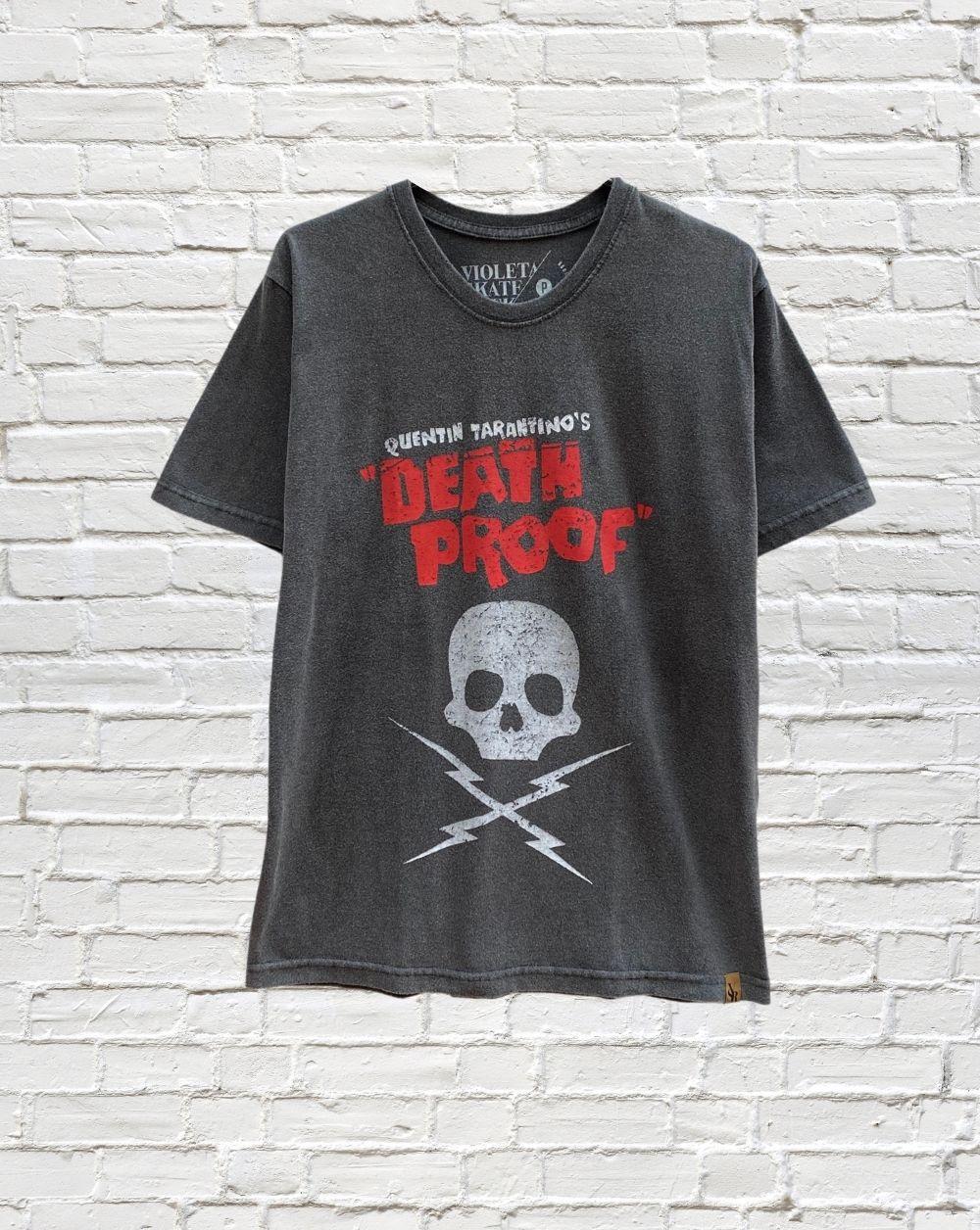 Camiseta Tarantino Death Proof