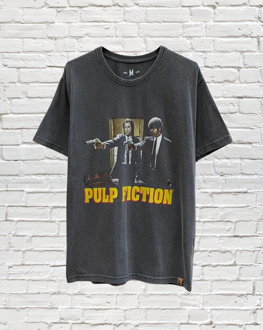 Camiseta Tarantino Travolta