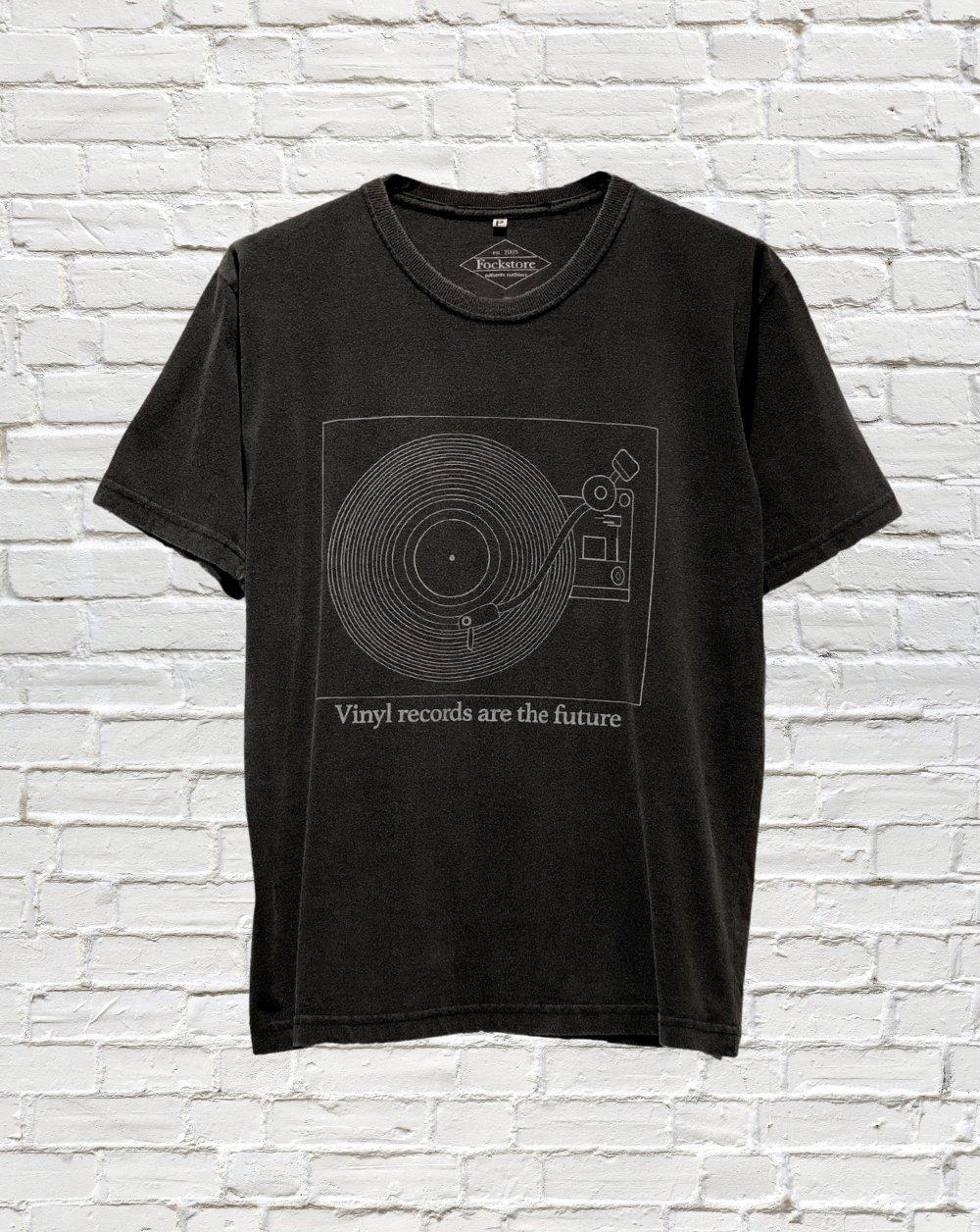 Camiseta Toca Discos