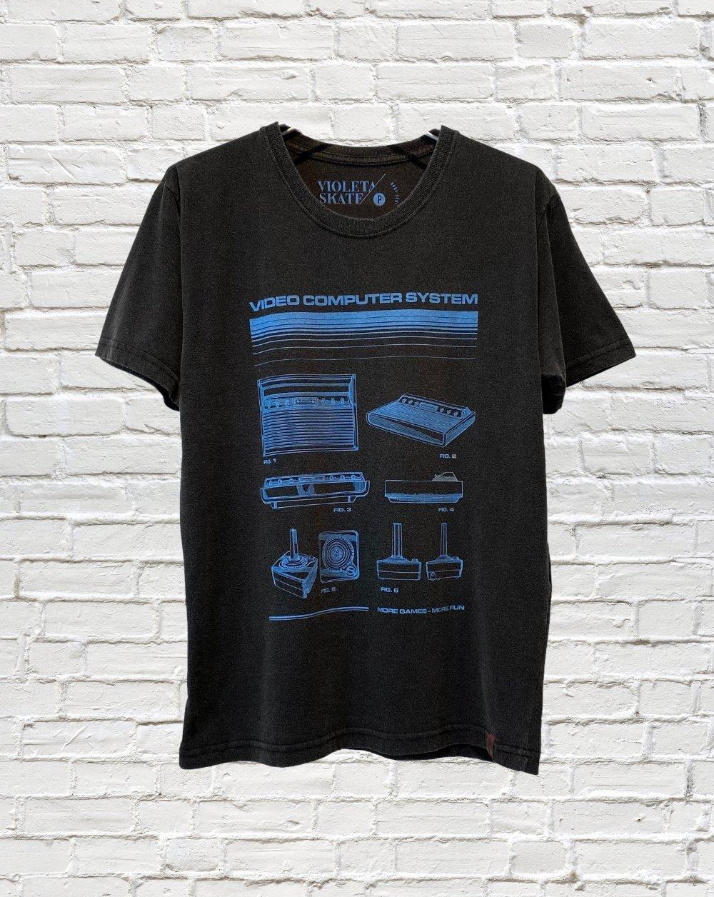 Camiseta Video Computer System