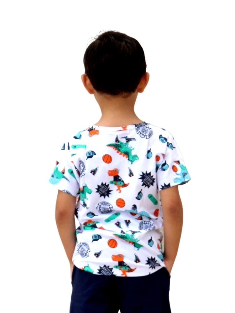 Camiseta Dinos Baby
