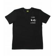 Camiseta In Peace