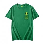 Camiseta Fuck Green