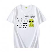 Camiseta Fuckin' Fuck White
