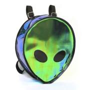 Mochila Furta-cor Holográfico