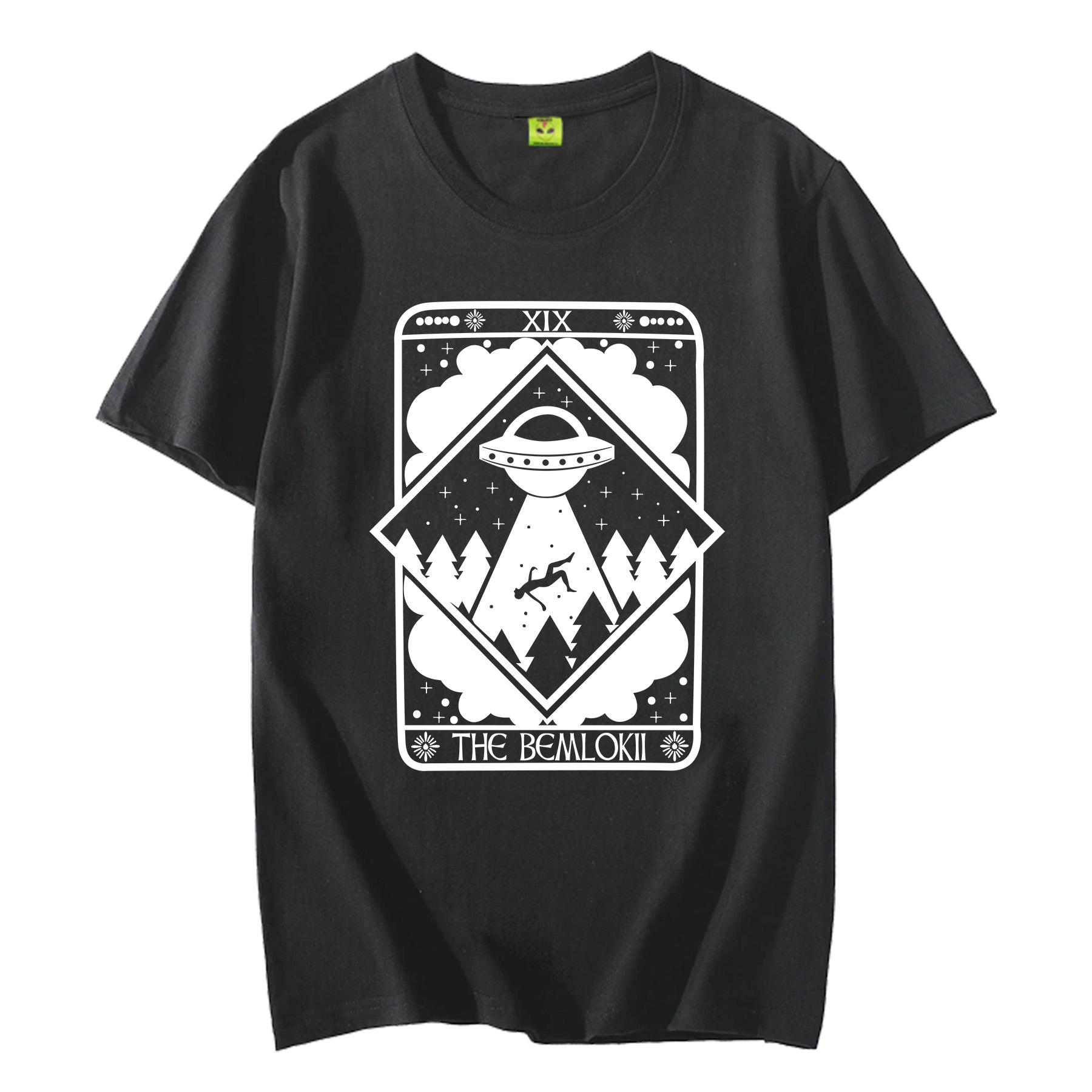 Camiseta Abduction Tarot