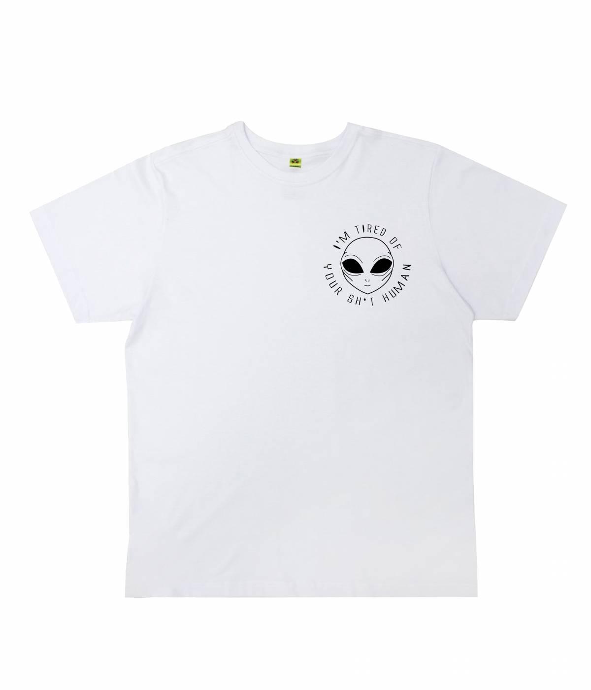 Camiseta Your Shit Humans