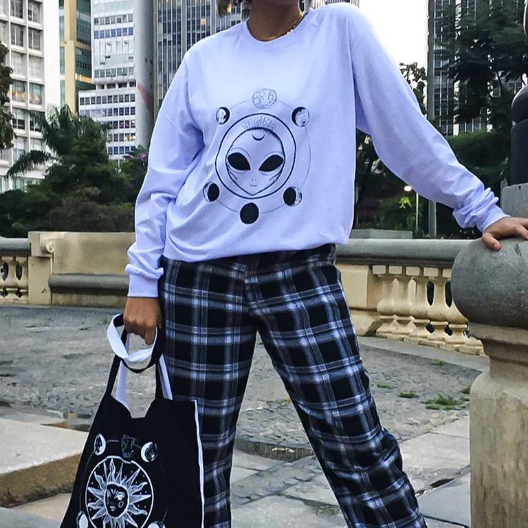 Camiseta Manga Longa Lokyves