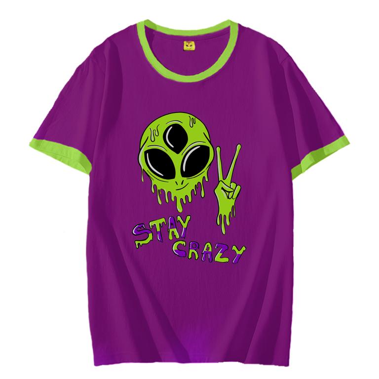 Camiseta Stay Crazy