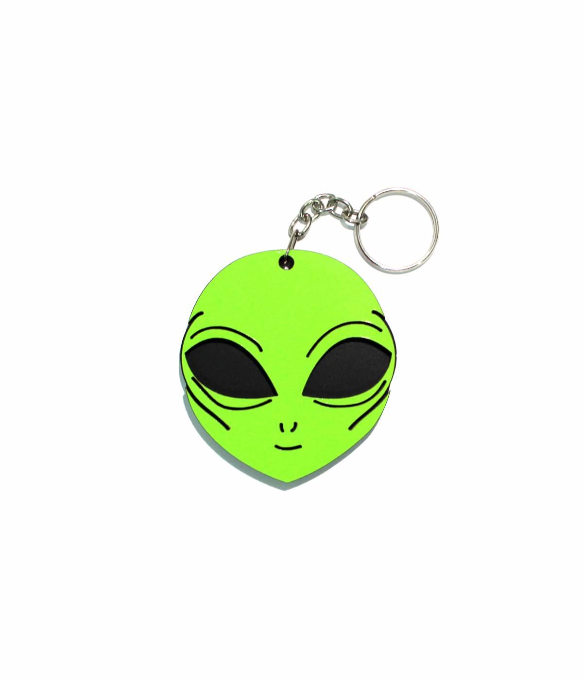 Chaveiro alien lokyves