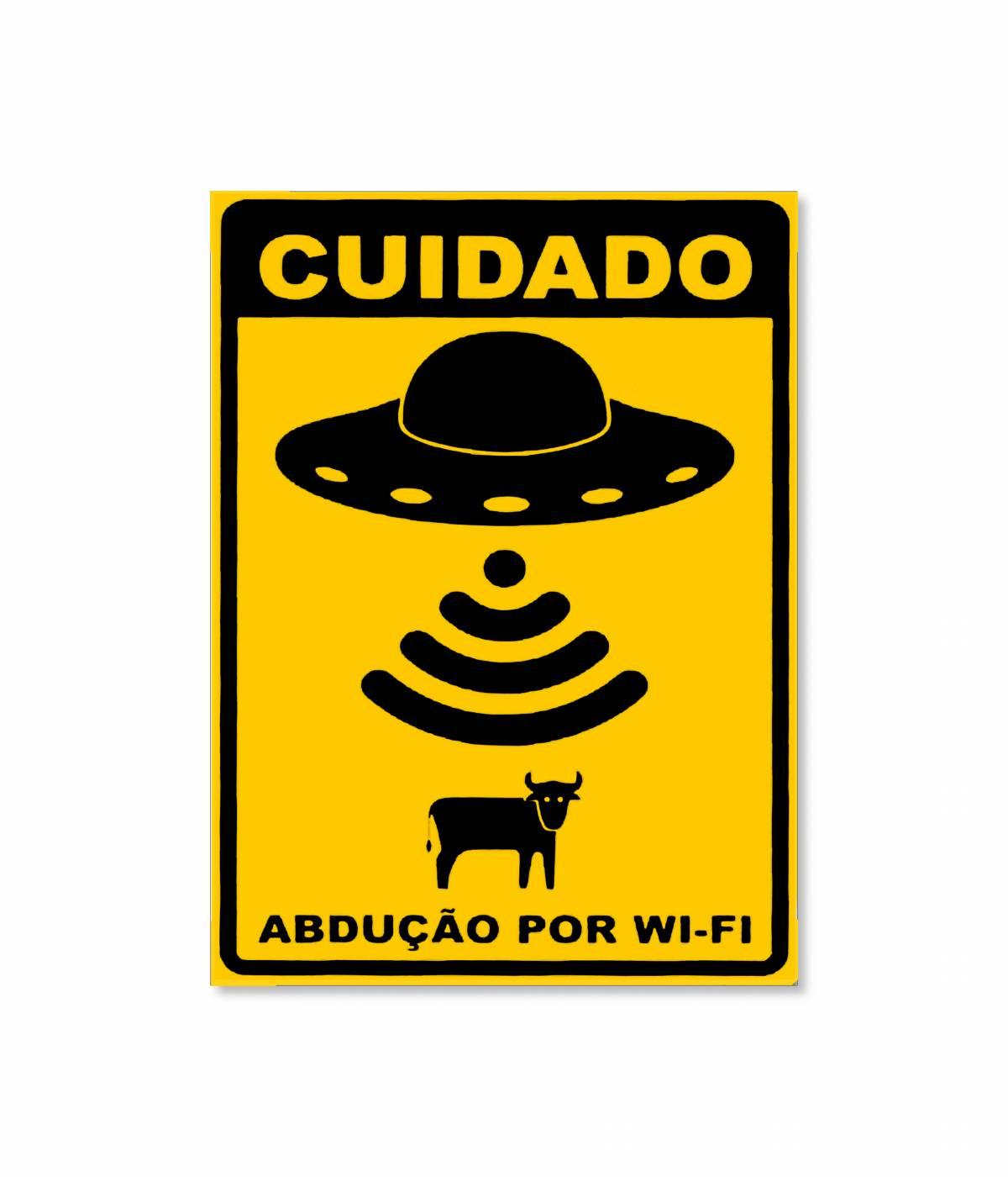 Placa Abdução por Wi-Fi
