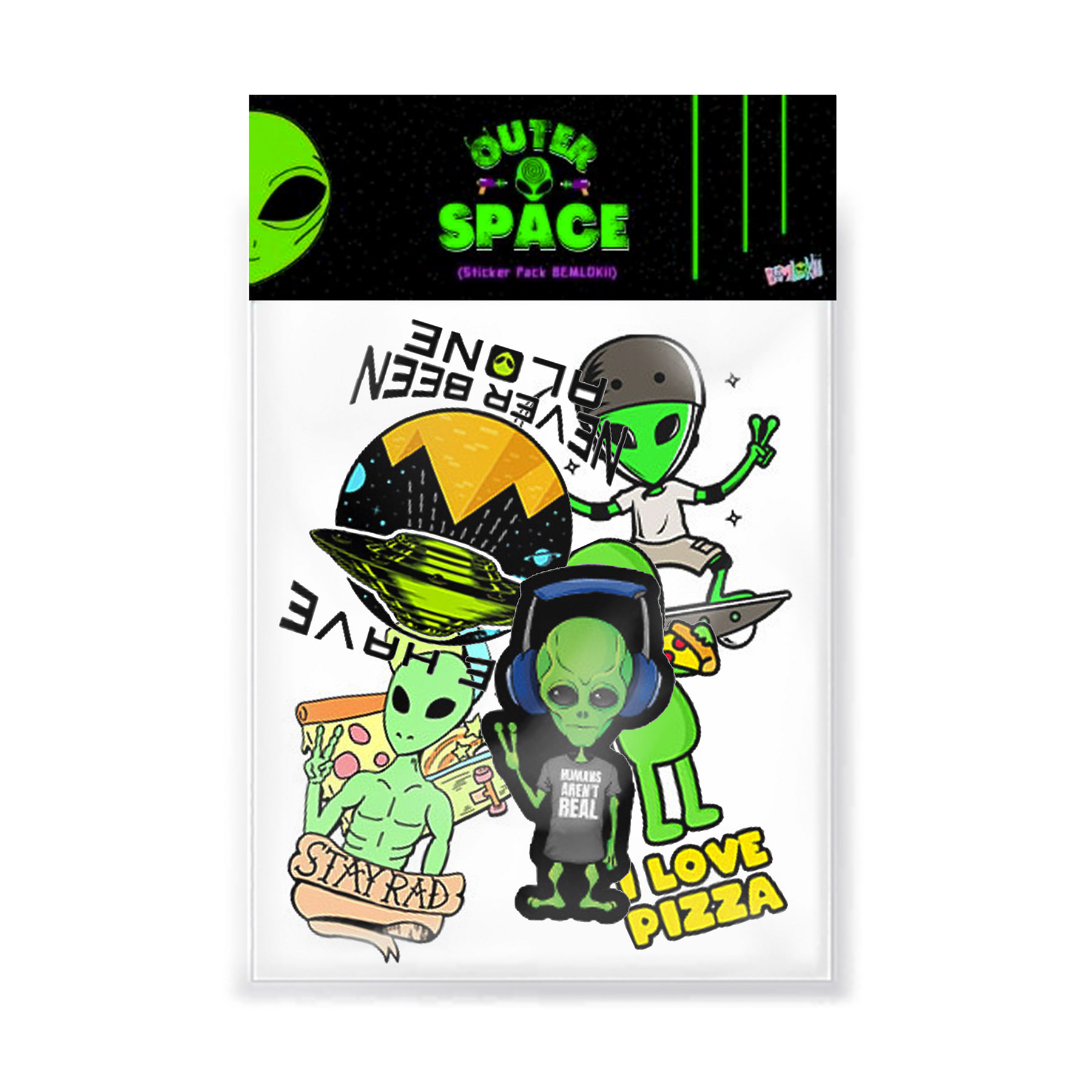 Stickers Pack vol. 2