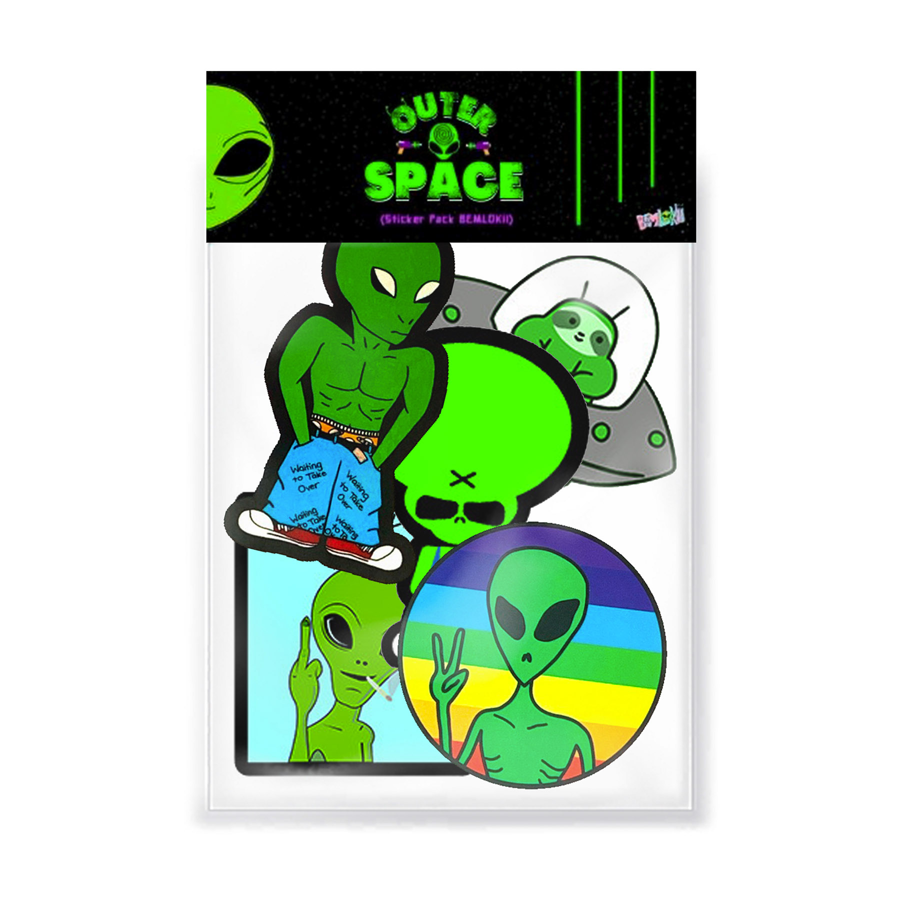Stickers Pack vol. 4