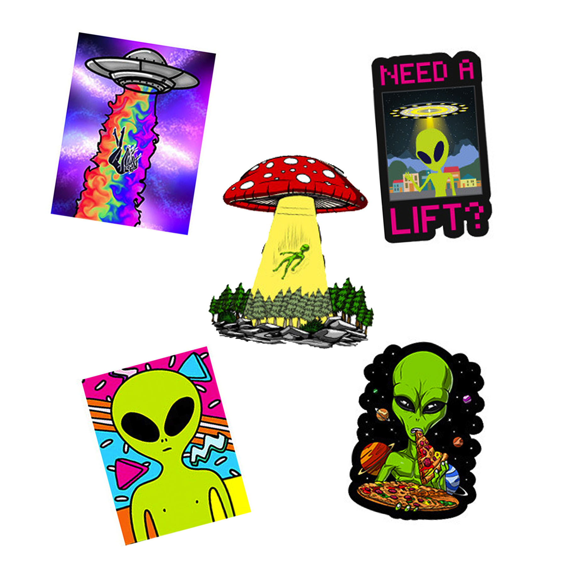 Stickers Pack vol. 5