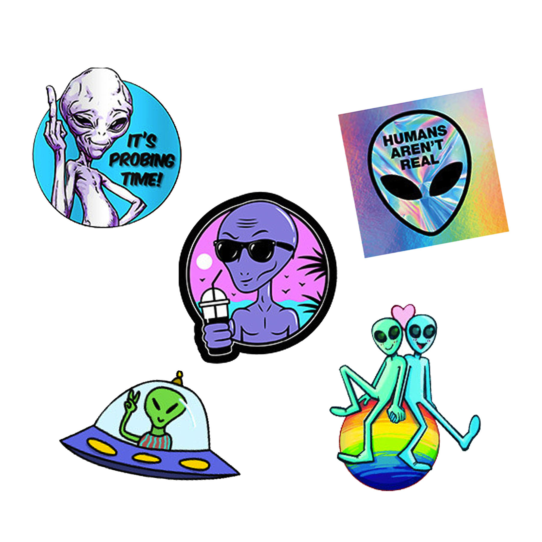 Stickers Pack vol. 7