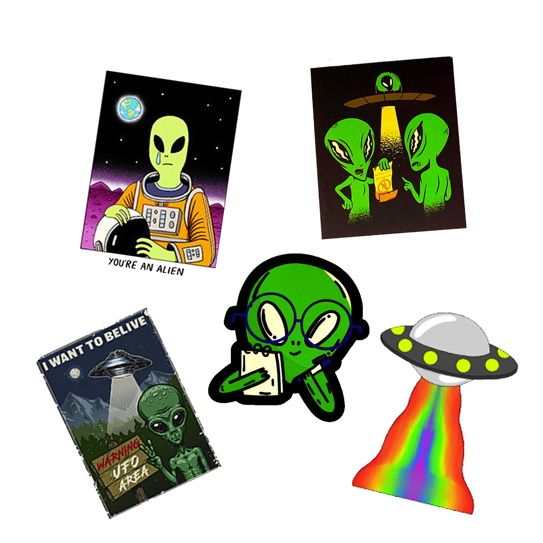 Stickers Pack vol. 8