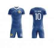 Kit uniforme esportivo Premium dg013