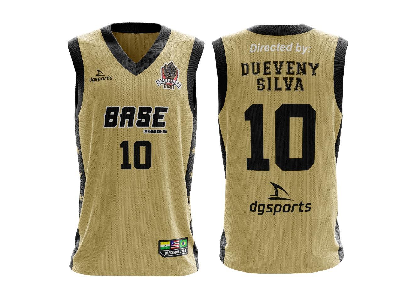 Camisa de basquete Oficial