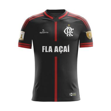 camisa Fla Açai 2020/2021