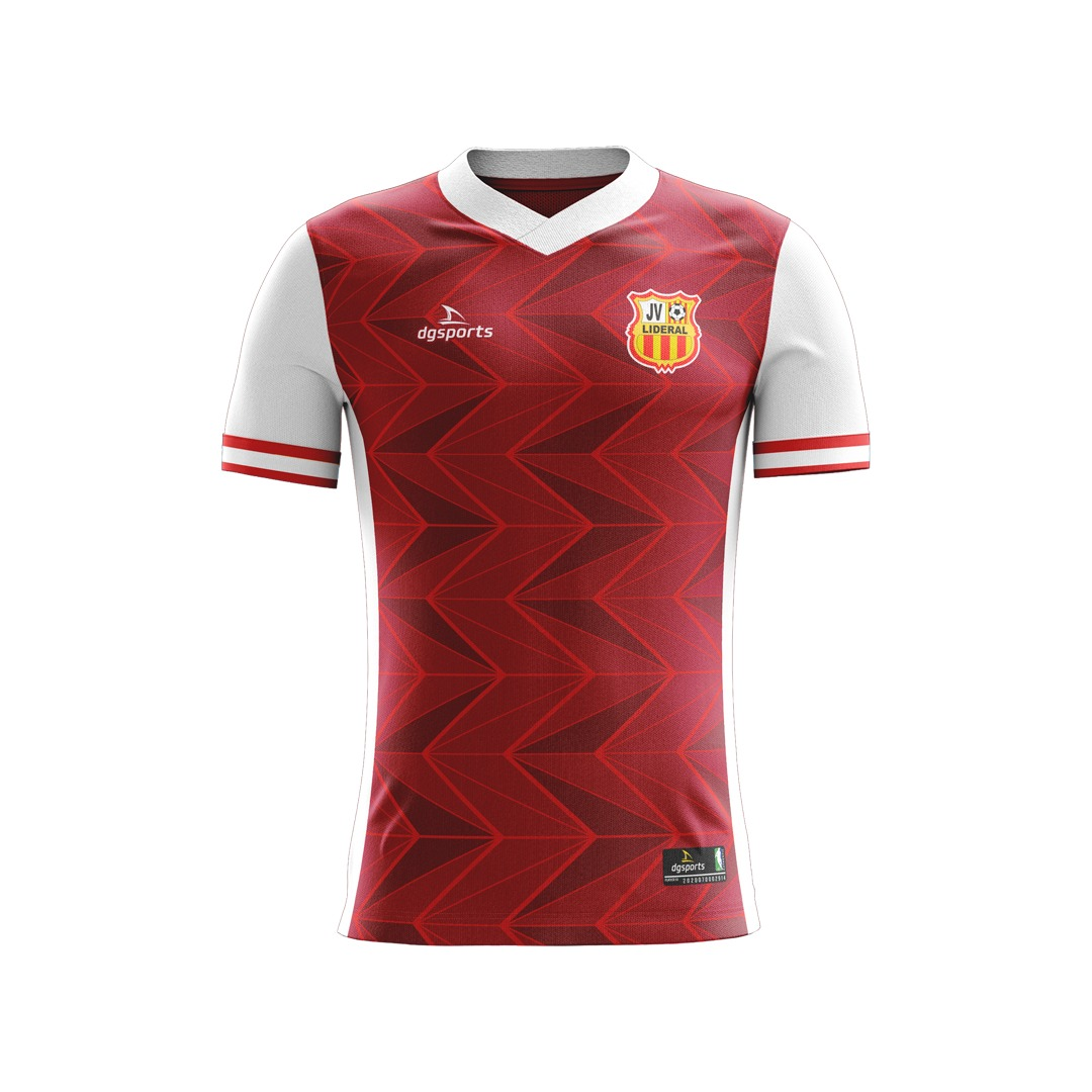 camisa jv lideral 2021