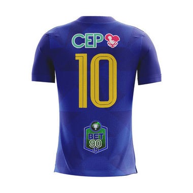 camisa oficial araguacema 2020