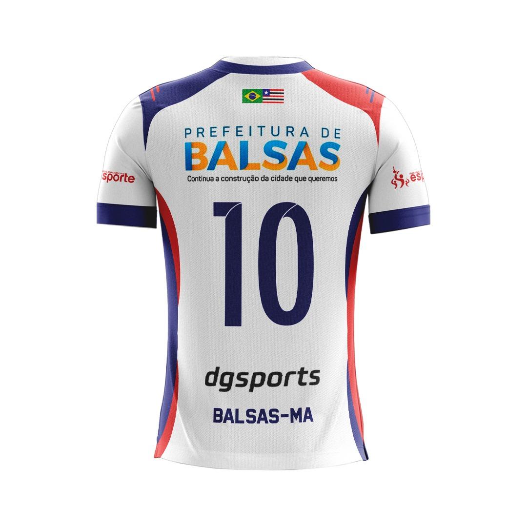 camisa oficial atletico balsas 2020
