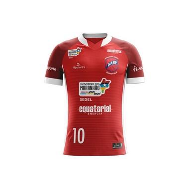 camisa oficial atletico balsas 2021