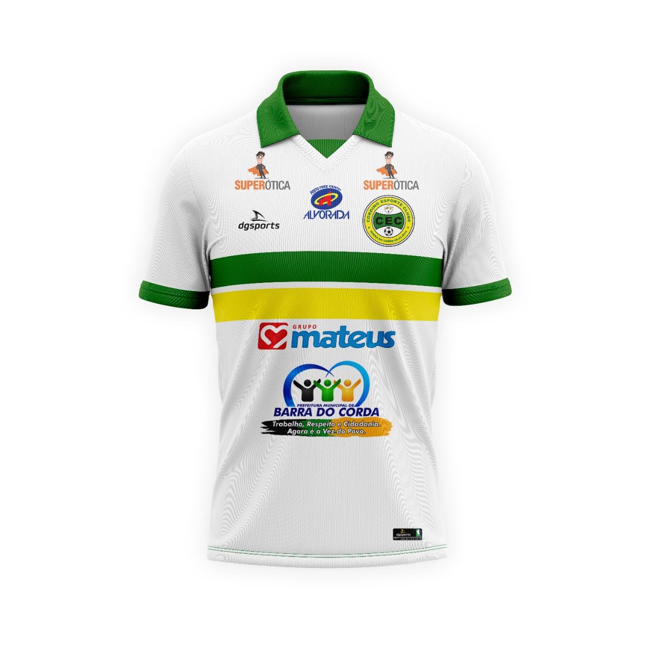 Camisa oficial cordino Esporte Clube II