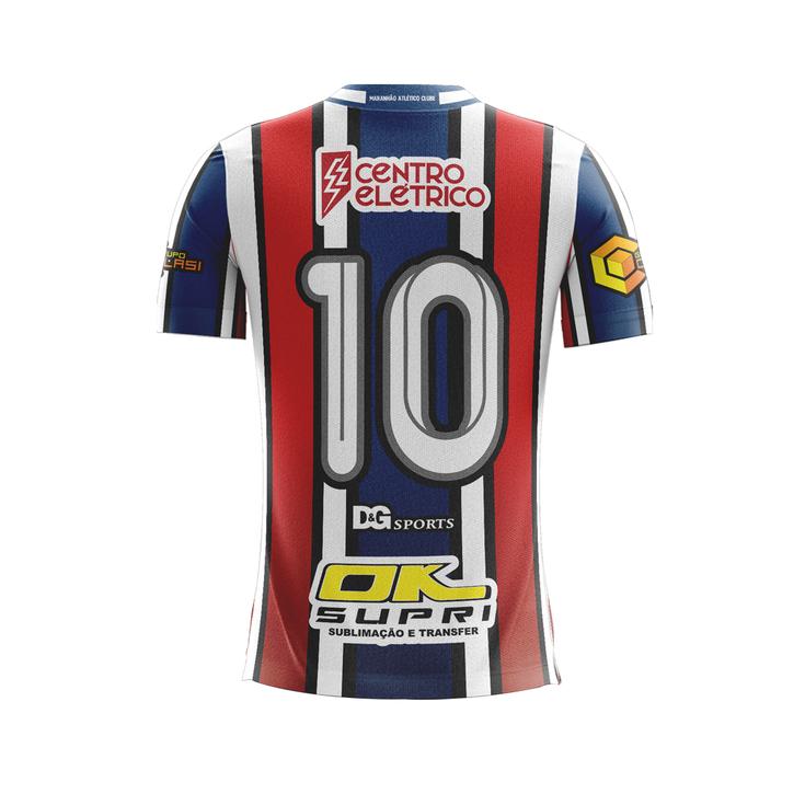 Camisa oficial Maranhão 2020