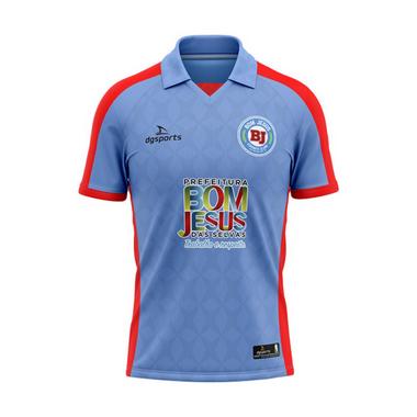 camisa oficial seleção bom jesus