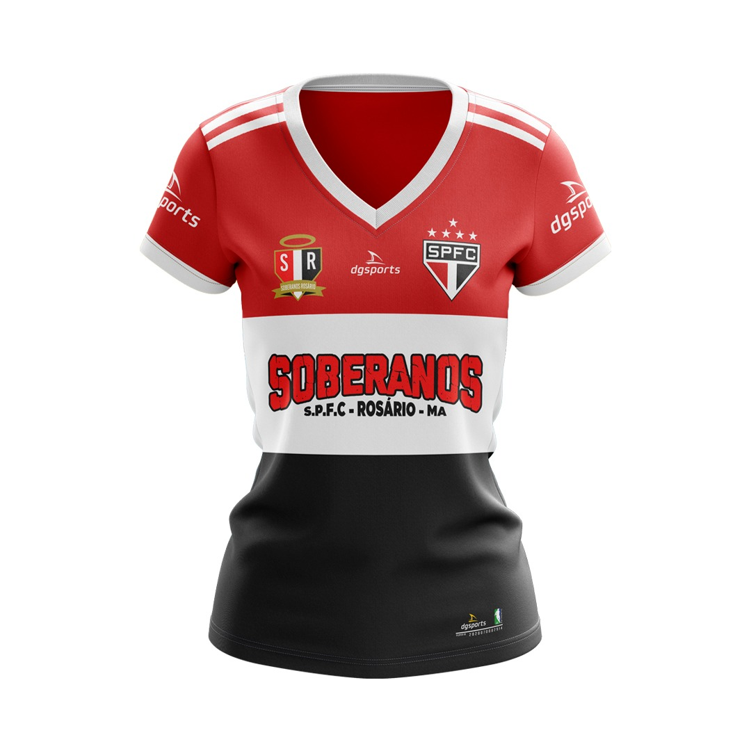 Camisa Torcida Organizada São Paulo FC