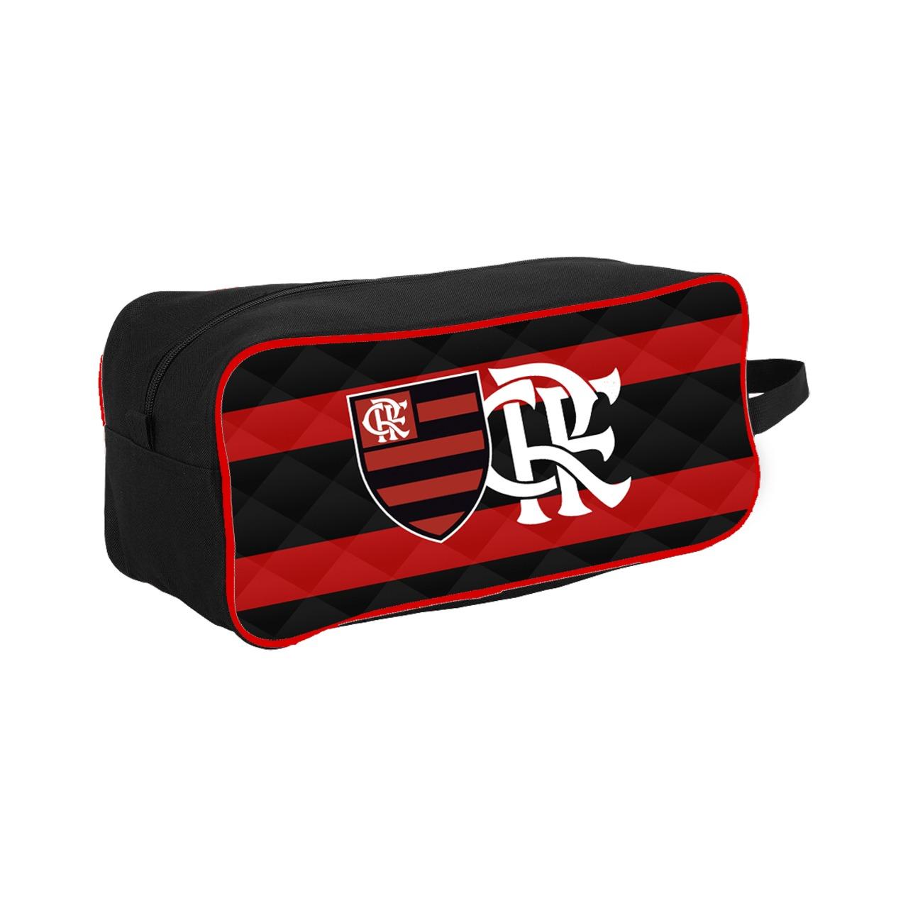 Porta chuteira Flamengo