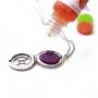 Colar Difusor de Aromas Pessoal + Essência - Sagitário (Violeta)