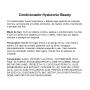 CONDICIONADOR CAPILAR HIDRATANTE E RECONSTRUTOR Hyaluronic Beauty