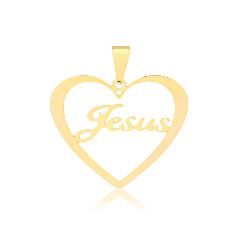 PINGENTE CORAÇÃO JESUS
