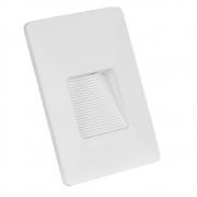 Balizador LED Recuado 2W 3000K Branco Blumenau 25023004