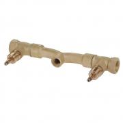 Base misturadora Ducha higienica Banheira 3/4 Docol 00132300