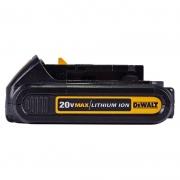 Bateria Compact 20V 1.5AH Ion Litio DEWALT DCB201