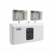 Bloco Autonomo LED Iluminacao de Emergencia 10W 6500K GLight