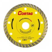 Disco Diamantado Porcelanato Flex 115mm Cortag 61577