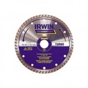 Disco Diamantado Turbo 180mm Irwin IW8951